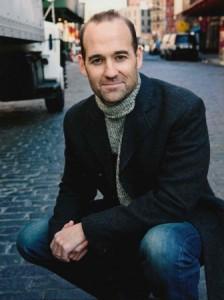 Playwright Andrew Dolan
