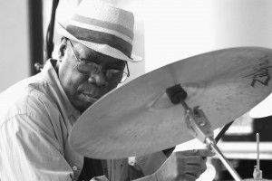 Andrew Cyrille (photo by Seth Rogovoy)