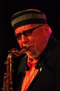 Charles Lloyd (photo by Seth Rogovoy)
