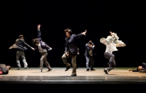 LDP/Laboratory Dance Project in 'No Comment' (photo Yong Hoon Han)