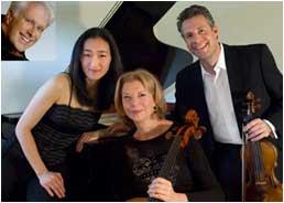 The Arabella Ensemble with Christian Steiner