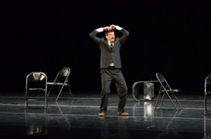 David Neumann (photo Cherylynn Tsushima)