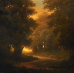 "Jane Bloodgood-Abrams, ""Through the Woods"""