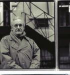 New Yorker art critic Peter Schjeldahl (photo by Alex Remnick, New York, February 2007)