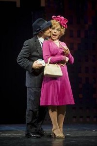 A scene from 'Guys and Dolls' (photo by Kevin Sprague)