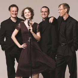 Hilary Gardner and West 73rd Quartet