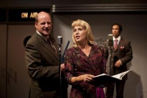 Jonathan Croy and Elizabeth Aspenlieder in 'War of the Worlds'