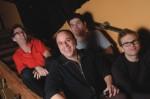 Sex Mob (L to R: Kenny Wollesen, Steven Bernstein, Tony Scherr and Briggan Krauss)