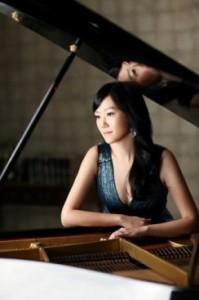 Pianist Jeewon Park