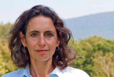 Author Elizabeth Kolbert