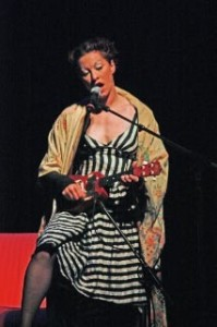 Amanda Palmer at Bard College
