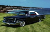 1962 Chrysler 300 Sport Convertible - Owner Larry Phillips