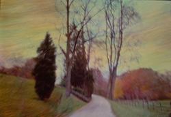 'Sleepy Hollow Morning,' Lynn Butler