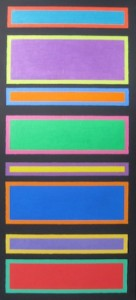 Paul Schuchman, Color Panel No 7