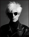 Andy Warhol by Greg Gorman