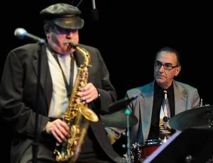 Phil Woods and Greg Caputo