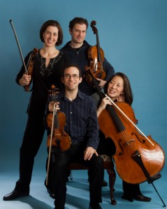 Brentano Quartet  (photo Christian Steiner)