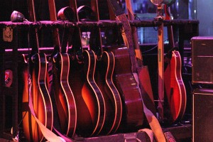 Northern Mississippi Allstars guitars