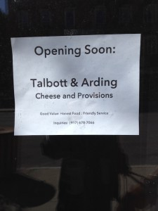 Talbott and Arding