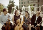 Jasper String Quartet (Mozingo Photography)