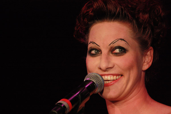 Amanda Palmer at Bard Spiegeltent August 2014