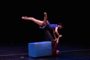 'Out of the Box' choreography by Vincent Brewer