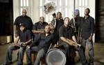 Soul Rebels (photo Rick Olivier)
