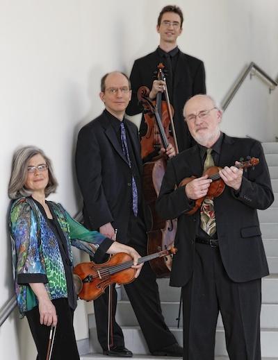 Lydian String Quartet v