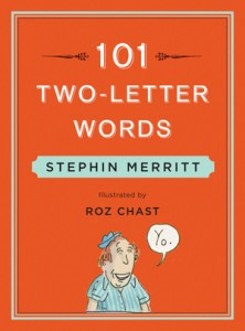 101 Two Letter Words book jacket