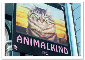 ANIMALKIND SIGN