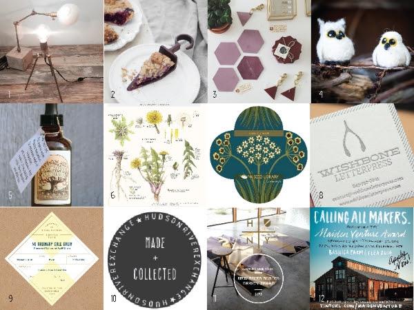 Farm and Flea product collage