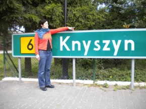 Laura Silver in Knysyyn