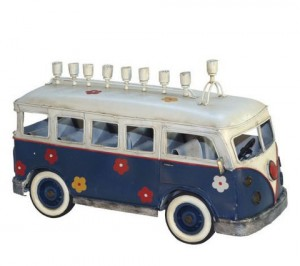 Concepts of Art, VW Bus Menorah