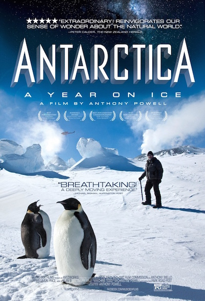 Antarctica poster 2