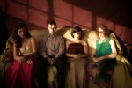 Momenta Quartet (photo John Gurrin)