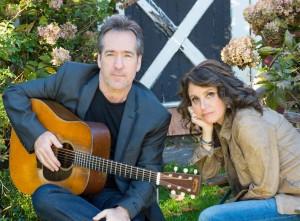 Richard Shindell and Lucy Kaplansky