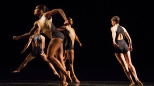 A scene from Stephen Petronio Company 's 'Locomotor'