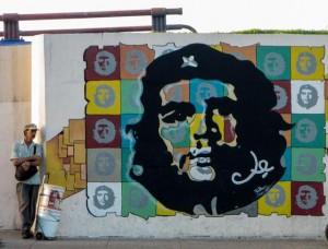 'Cuban Street Mural' by Sally Eagle