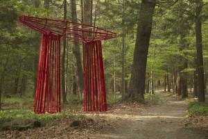 Big Red by Murray Dewart (photo Paul Rocheleau)