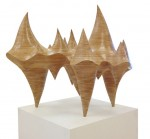 Cha Jong-Rye, Expose Exposed 101222, wood, 2010. Courtesy the artist and Madison Gallery.