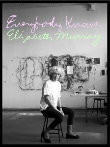 Elizabeth Murray (photo Brigitte LaCombe)