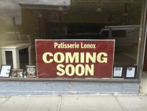 Patisserie Lenox in Hudson