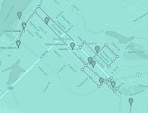 Automotive Archive route