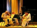 ERC musicians in 'Van Gogh;s Ear'