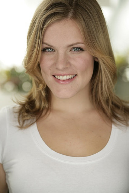 Amie Lytle plays Abigail in 'Holy Laughter'