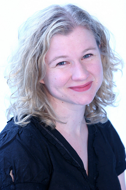 'Holy Laughter' playwright Catherine Trieschmann