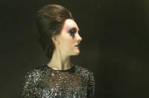 Zoe Johnson, soprano, Queen of the Night, in 'The Magic Flute Redux'