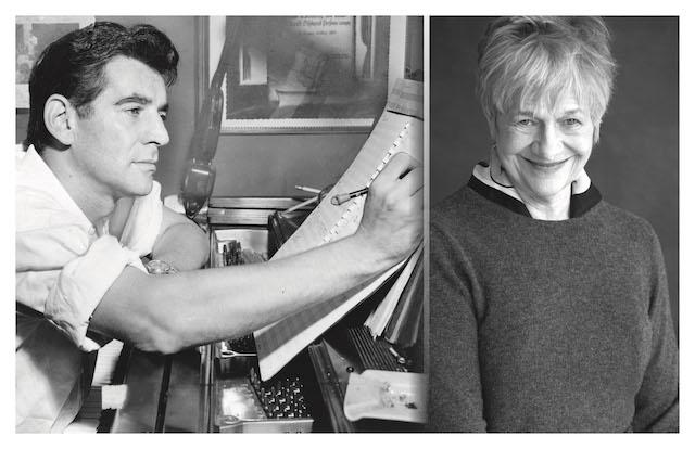 Leonard Bernstein, Estelle Parsons