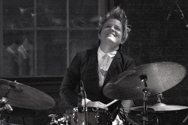 Allison Miller (photo Seth Rogovoy)