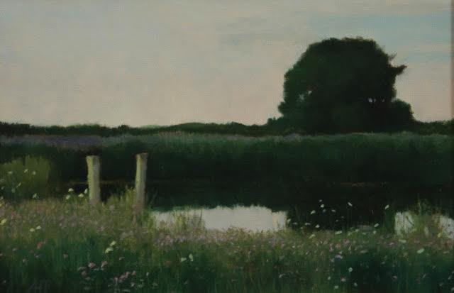 Tony Thompson, 'Pond'